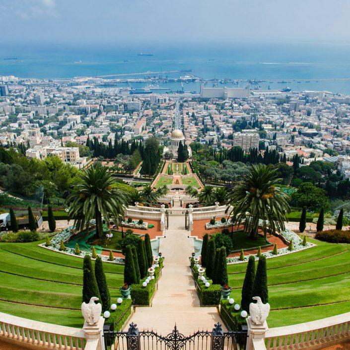 Frühjahr 2017 |Tel Aviv, Haifa