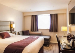 tec.tours Learning Journey | Hotel Premier Inn London