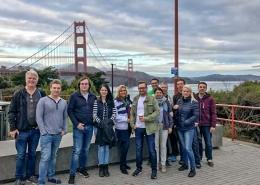 tec.tours Learning Journey | Silicon Valley Tour Golden Gate Bridge