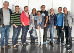 tec.tours Learning Journey | Silicon Valley Tour Gruppenfoto